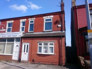 Property for Auction in North West - Flat A, 258 Peel Green Road, Eccles, MANCHESTER, Lancashire, M30 7BU