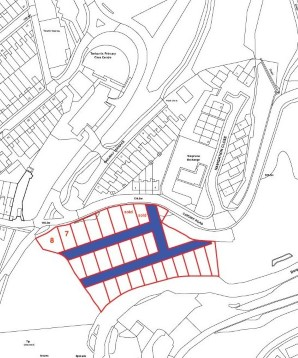 Property for Auction in London - Plots 7 & 8, Cardiff Road, Treharris, Mid Glamorgan, CF46 5EY