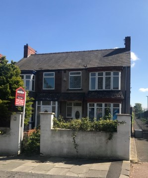 Property for Auction in London - 1 Breckon Hill Road, Middlesbrough, Cleveland, TS4 2DS