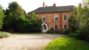 Property for Auction in London - The Old Vicarage, Dove Lane, Rocester, Uttoxeter, Staffordshire, ST14 5LA