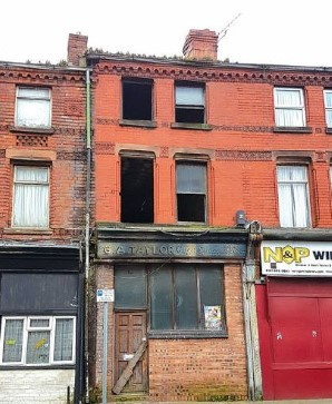Property for Auction in London - 143 Brighton Street, Wallasey, Merseyside, CH44 8DT