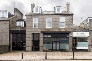 Property for Auction in Scotland - Basement, 130 Crown Street, Aberdeen, AB11 6HQ