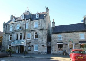 Property for Auction in Scotland - Gordon Arms Hotel, The Square, Huntly, AB54 8AF