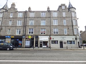 Property for Auction in Scotland - 1st Floor Left, 139, Holburn Street, Aberdeen, AB10 6BN
