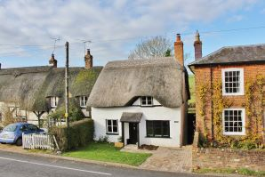 Property for Auction in Hampshire - September Cottage, Romsey Road, Kings Somborne, Hampshire, SO20 6PR