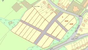 Property for Auction in London - Plot 3, Heol Y Pentre, Ponthenry, Llanelli, Dyfed, SA15 5NS