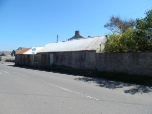 Property for Auction in Devon & Cornwall - Land and Outbuildings adjacent to, 1 Carn View Terrace, Pendeen, Penzance, Cornwall, TR19 7DU