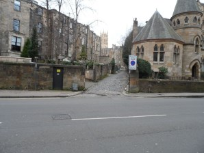 Property for Auction in Scotland - Land, Lynedoch Crescent, Glasgow, G3 6EQ