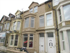 Property for Auction in North West - 92 Alexandra Road, MORECAMBE, Lancashire, LA3 1RT