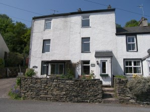 Property for Auction in Cumbria - 2 Woodside Cottages, Finsthwaite Lane, Backbarrow, Nr Ulverston, Cumbria, LA12 8QB