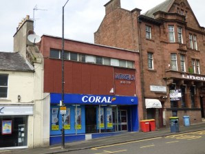 Property for Auction in Scotland - 16/18, Stirling Street, Airdrie, ML6 0AH