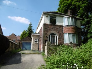 Property for Auction in North Derbyshire - 146 Hady Hill, Chesterfield, Derbyshire, S41 0EF