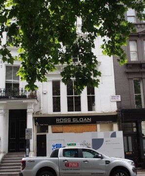 Property for Auction in London - 1 Hereford Road, Bayswater, London, W2 4AB