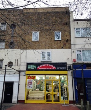 Property for Auction in London - Flat 2, 317 Barking Road, Plaistow, London, E13 8EE