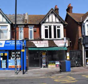 Property for Auction in Essex - 409 London Road, Westcliff on Sea, Essex, SS0 7HU