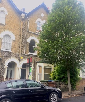 Property for Auction in London - 48B Bromar Road, East Dulwich, London, SE5 8DL