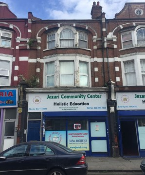 Property for Auction in London - 190B Church Road, Willesden, London, NW10 9NP