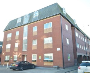 Property for Auction in London - Flat 22 Naventis Court, Singleton Street, Blackpool, Lancashire, FY1 5AX