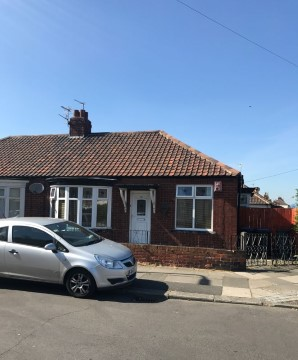 Property for Auction in London - 52 Highfield Road, Middlesbrough, Cleveland, TS4 2QR