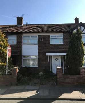 Property for Auction in London - 6 Sandringham Road, Grangetown, Middlesbrough, Cleveland, TS6 7QT