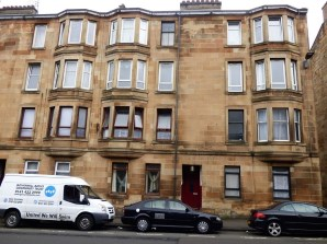 Property for Auction in Scotland - Flat 3/1, 106 Calder Street, Glasgow, G42 7RB