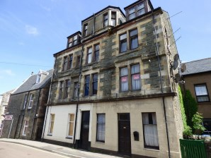 Property for Auction in Scotland - Glendale, Flat 6, Kintyre Street, Tarbert, PA29 6UW