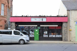 Property for Auction in Scotland - 95, High Street, Galashiels, TD1 1RZ