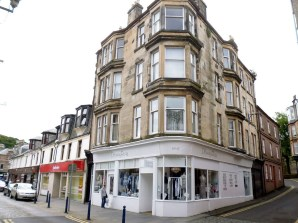 Property for Auction in Scotland - Flat 3/1, 63 Montague Street, Isle of Bute, PA20 0BU