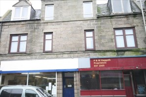 Property for Auction in Scotland - 59A, High Street, Fraserburgh, AB43 9ET