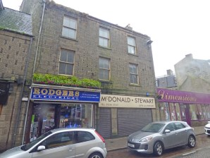 Property for Auction in Scotland - 33-35, High Street, Fraserburgh, AB43 9AP
