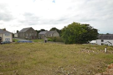 Property for Auction in North Wales - Plot Opposite The Old Post Office, Carreglefn, Amlwch, Isle of Anglesey, LL68 0NY