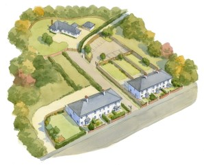 Property for Auction in North West - Rose Cottage, Site & Land at Llanerch-y-Mor, HOLYWELL, Clwyd, CH8 9DX