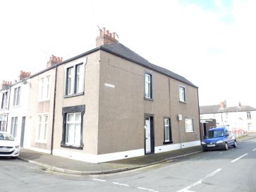 Property for Auction in Cumbria - 1 Robinson Street, Workington, Cumbria, CA14 2SN
