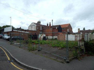 Property for Auction in East Anglia - Land rear of 73-79 Dereham Road, Norwich, Norfolk, NR2 4HT