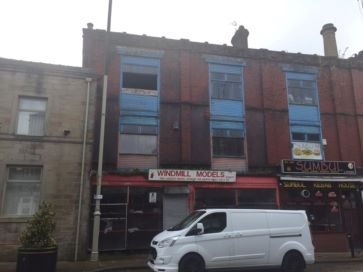 Property for Auction in North West - 150-152 St James's Street, BURNLEY, Lancashire, BB11 1PD